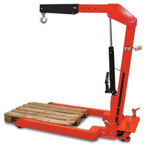 hydraulic workshop foldable crane 250 - 3 000 kg | FxxxxPKS, HBxxxxFaPo series  CARL STAHL