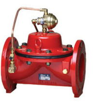 hydraulically operated control valve 100RC  Dorot Control Valves