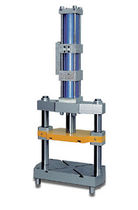 hydro-pneumatic column press 1.5 - 42 t | OP 2MI series alfamatic