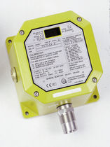 hydrogen sulfide (H2S) gas transmitter 0 - 100 ppm, CSA, FM, ATEX | S4100T General Monitors