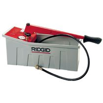 hydrostatic pressure test pump 1450 Ridge Tool