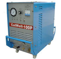 IGBT inverter plasma cutter 11 - 23 KVA | SteelTailor� Cutwell series SteelTailor