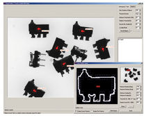 image analysis software CVB ShapeFinder Stemmer Imaging