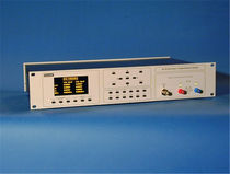 impedance, gain, phase analyzer 10 µV - 500 V, DC - 2 MHz | GP102   Powertek