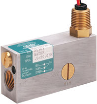 in-line adjustable piston flow switch max. 344.7 bar | FS-10798 Series GEMS SENSORS & CONTROLS