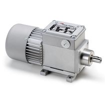 in-line electric AC spur gearmotor 5 Nm, 9 - 74 W | AC MINIMOTOR