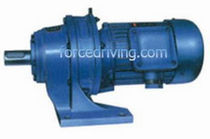 in-line electric gearmotor with cycloidal reducer  China Forcedriving Group Ltd.