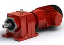 in-line helical electric gearmotor max. 90 kW, max. 11 000 N Power Jacks