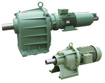 in-line helical electric gearmotor max. 90 kW, max. 19.000 Nm | RE, RKE series FIMET Motori & Riduttori S.p.a.