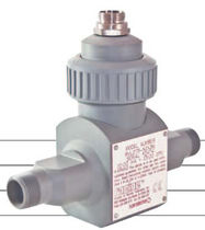 in-line vortex flow-meter 1/4"