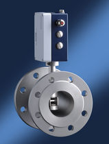 in-line vortex flow-meter 0.4 m/s - 60 m/s H&ouml;ntzsch