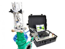 in-situ safety valve test system PreVenTest Advance / LTC Ventil Test Equipment BV
