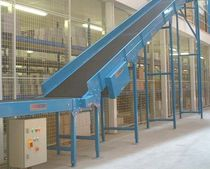 inclined belt conveyor 150 mm Owens Conveyor Company