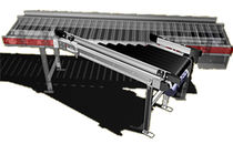 induction belt conveyor max. 50 kg, max. 2.3 m/s TGW-Mechanics