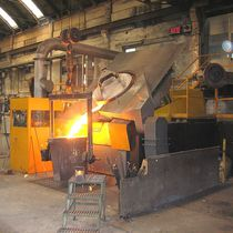 induction melting furnace CRMF  FOMET
