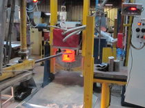induction pouring furnace  Induction srl