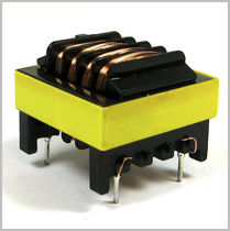 inductor for electronics 2 x 0.5 - 2 x 120 mH | SCL series ITACOIL trasformatori