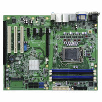 industrial ATX motherboard 3rd Gen. Intel® Core™ i7/i5 QC/DC, 4 x DDR3 Max. 32G | MB970 IBASE TECHNOLOGY USA INC