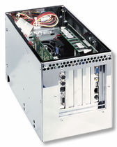 industrial compact PC PowerPC 750 GX, 1 GHz, max. 256 MB | CyBox®_9 ELTEC