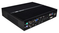 industrial embedded box PC Intel Core2 Duo/Celeron M, max. 4 GB | ERC-2101 EVOC Intelligent Technology Co., Ltd.