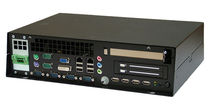 industrial embedded box PC Intel® Core i7/i5, 6 - 32 V DC / 230 V AC FME GmbH