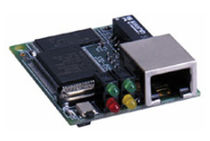 industrial Ethernet switch card Micro Lantronix