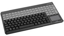 industrial keyboard with touchpad KSP-123-0TB Devlin