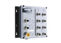 industrial managed Ethernet switch EN50155 8/16-M12 port | TN-5508/5516 series Moxa Europe