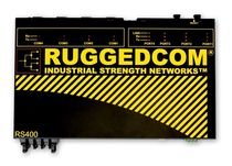 industrial managed Ethernet switch max. 4 port, RS485/RS422/RS232 | RS400 RuggedCom
