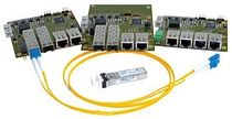 industrial managed Ethernet switch card MAGBES MPL