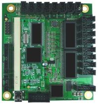industrial managed Ethernet switch card ET-8MS-OEM SIXNET
