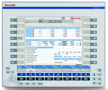 industrial panel PC IndraControl VSP Bosch Rexroth - Electric Drives and Controls