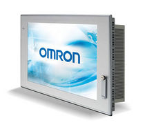 industrial panel PC 1.3Ghz Celeron M, 2GB DOM | NSA series OMRON Electronics