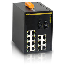 industrial unmanaged Ethernet switch 16 Port Unmanaged Din-Rail Switch Kyland Technology Co.,Ltd.