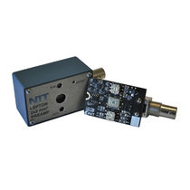 infrared detector with high-speed, low noise preamplifier 1 μm - 5 μm, 20 kHz New Infrared Technologies, S.L.
