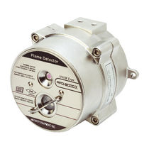 infrared flame detector 24 V, 4 - 40 mA |  RFD 2KX AMO safety