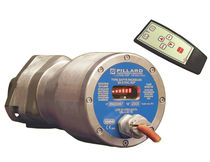 infrared flame detector for burners  FIVES PILLARD