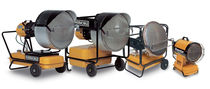 infrared oil heater 15 - 40 kW | VAL Serie THERMOBILE