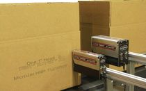 "inkjet coding marking machine for cardboard boxes max. 200 ft/min, 300 dpi | MicroJet HRP 1"" ITW Loveshaw"