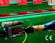 in-line thermal mass flow-meter for gas  EXAIR Corporation