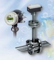 insertion thermal mass flow-meter for gas Sensyflow  Stream Measurement
