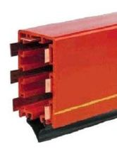 insulated busbar for overhead cranes 50 - 300 A, -30 - 60 °C | RN7 series SacchiLongo