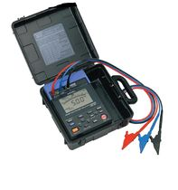 insulation resistance tester max. 5 kV, max. 5T&amp;#x003A9; | 3455 HIOKI E.E. CORPORATION