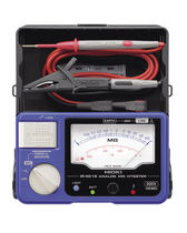 insulation tester 500V | 100 M&amp;#x003A9; | IR4016-20 HIOKI E.E. CORPORATION