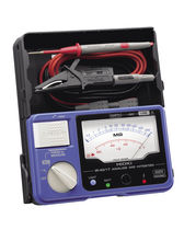 insulation tester 500V | 1000 M&amp;#x003A9; | IR4017-20 HIOKI E.E. CORPORATION