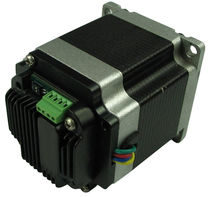integrated drive electric stepper motor 2.4 - 3 A, min. 8.5 - 26 kg.cm | HI60 series I.CH MOTION CO.,LTD