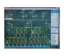 integrated substation control, monitoring, and protection system SCADA Allis Electric