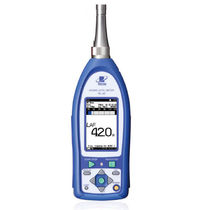 integrating sound level meter 25 - 141 dB, class 2/1 | NL-42, NL-52 RION Co., Ltd