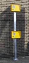 intercom system  Avon Barrier Company