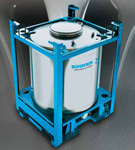 intermediate bulk container (IBC) for foodstuffs 500 - 1 000 l | RC SCHÄFER Container Systems